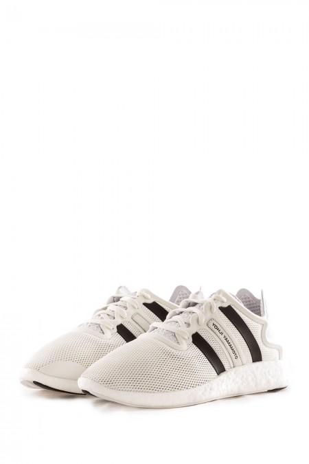 Y-3 Sneakers YOHJI RUN weiß schwarz