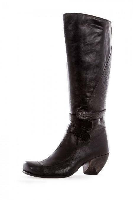 Roda Damen Stiefel RM22 schwarz