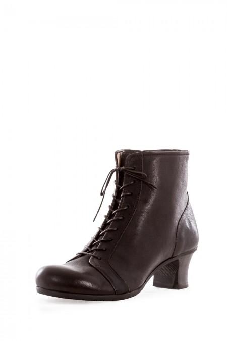 Shoe Colour Damen Stiefeletten SL14 braun