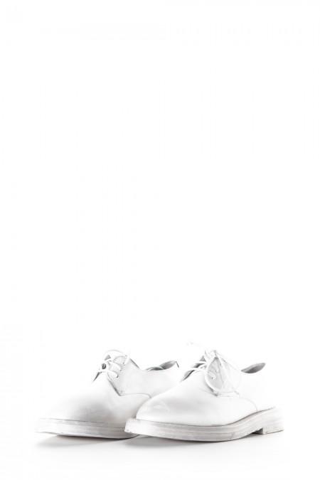Marsèll Damen Schnürschuhe Mentone weiß