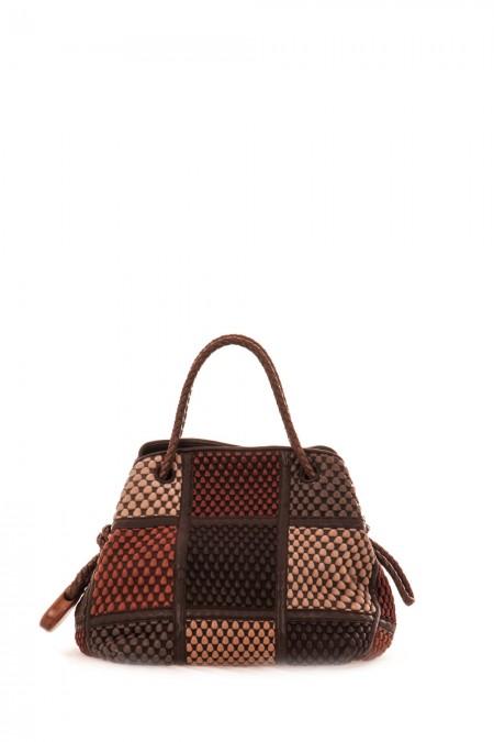 Tissa Fontaneda Shopper BUCKET BAG multicolour
