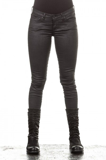 Robin`s Jean Damen Jeans MARILYN skinny schwarz