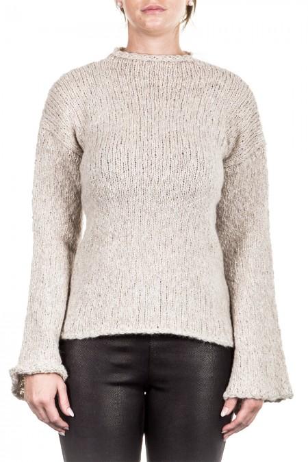 ONE ON ONE Damen Pullover LITARALY beige