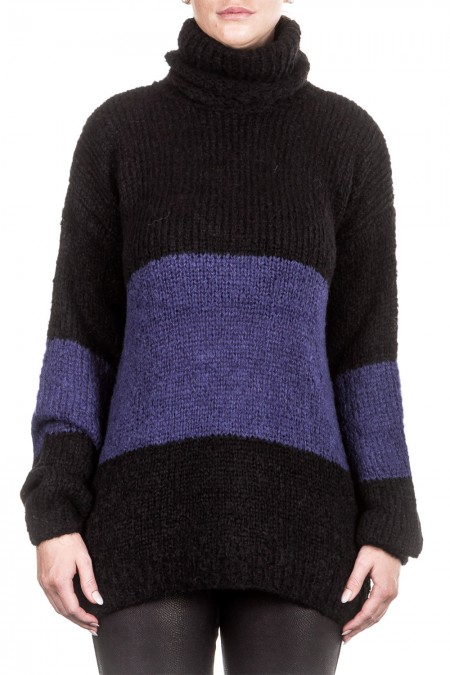 ONE ON ONE Damen Pullover EXTREME schwarz