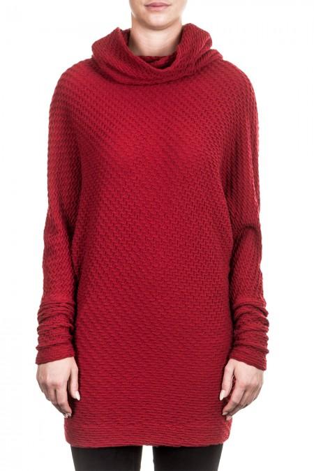Rostfrei Anett Röstel Damen Pullover rot