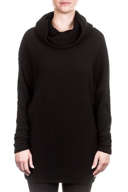Rostfrei Anett Röstel Damen Pullover schwarz