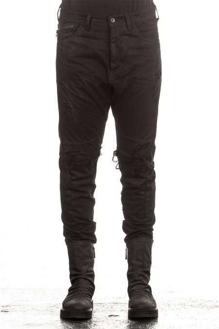 Julius Herren Jeans Avantagrde schwarz