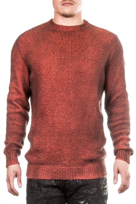 AVANT TOI Herren Kaschmir-Mix Pullover rot