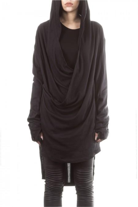 UMASAN Unisex Sweater Avantgarde schwarz