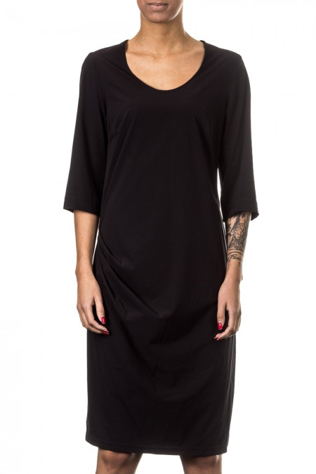 Katharina Hovman Damen Kleid schwarz