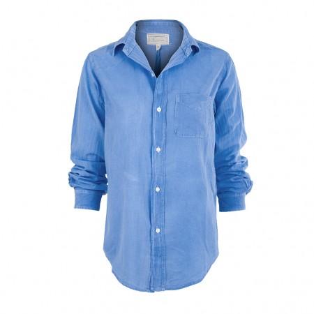 Current Elliott Hemd Oversize blau