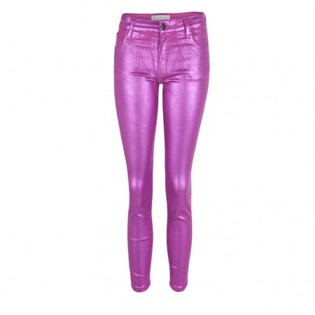 75 Faubourg Skinny 7/8 Jeans magenta