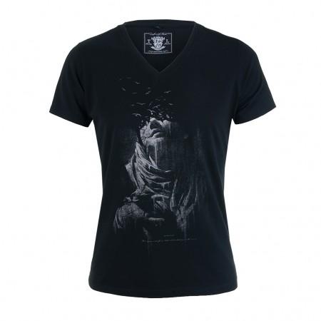 Tee Library T-Shirt GENESIS schwarz