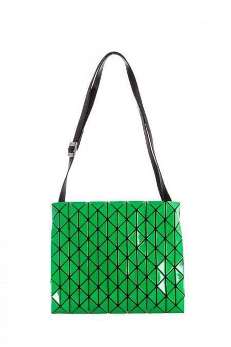 BAO BAO ISSEY MIYAKE Tasche grün