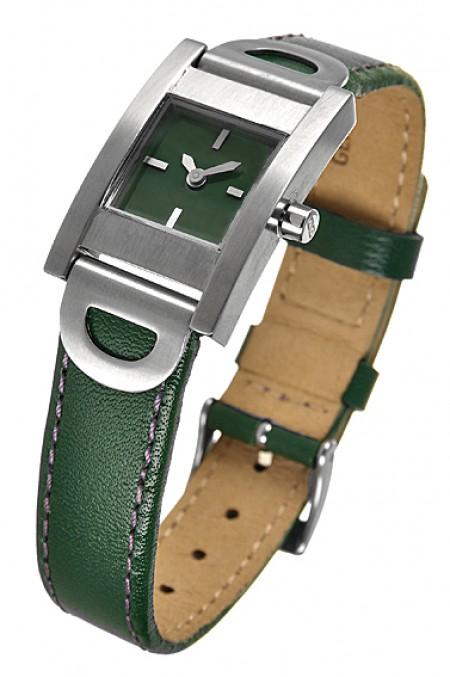 Adolfo Dominguez Uhr grün