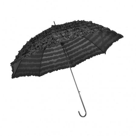 Kroemer Regenschirm LACE schwarz