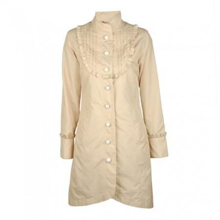 Daite Damen Trenchcoat beige Gr. 36