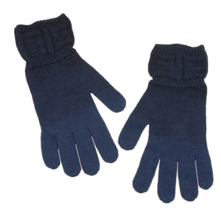 Fendi Handschuhe blau Degradé