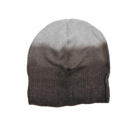 Fendi Mütze braun/grau Degradé