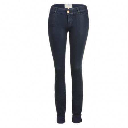 Current Elliott THE JEAN LEGGING blue