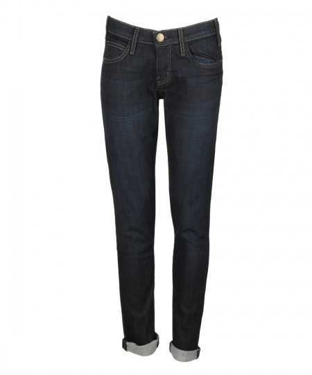 Current Elliott THE ROLLER Jeans bonfire-blue