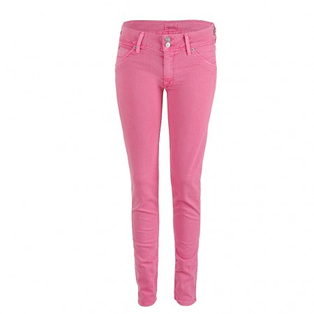 Hudson Jeans COLLIN skinny midrise pink
