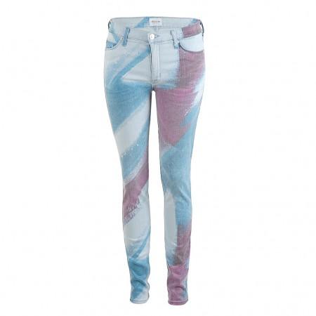 Hudson Super Skinny Jeans NICO midrise
