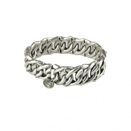 Philippe Audibert Armband silver metal