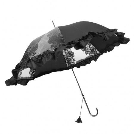 Kroemer Regenschirm schwarz