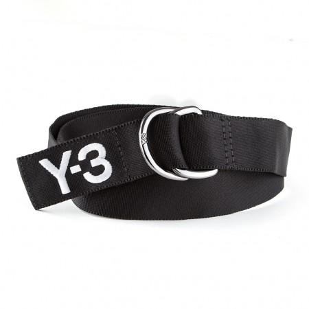 Y-3 Gürtel schwarz