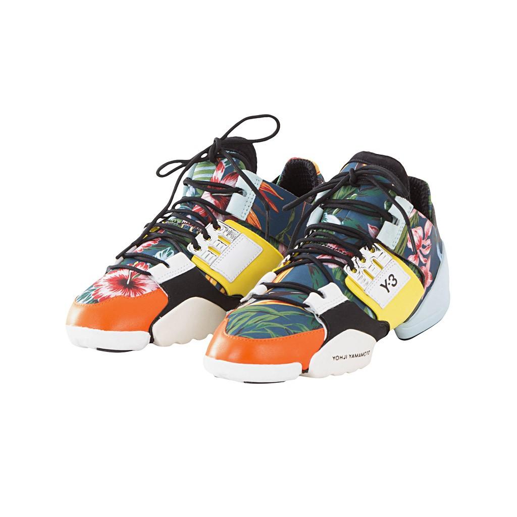 Y-3 Damen Sneaker KANJA bunt   LuxuryLoft a9cd85715f