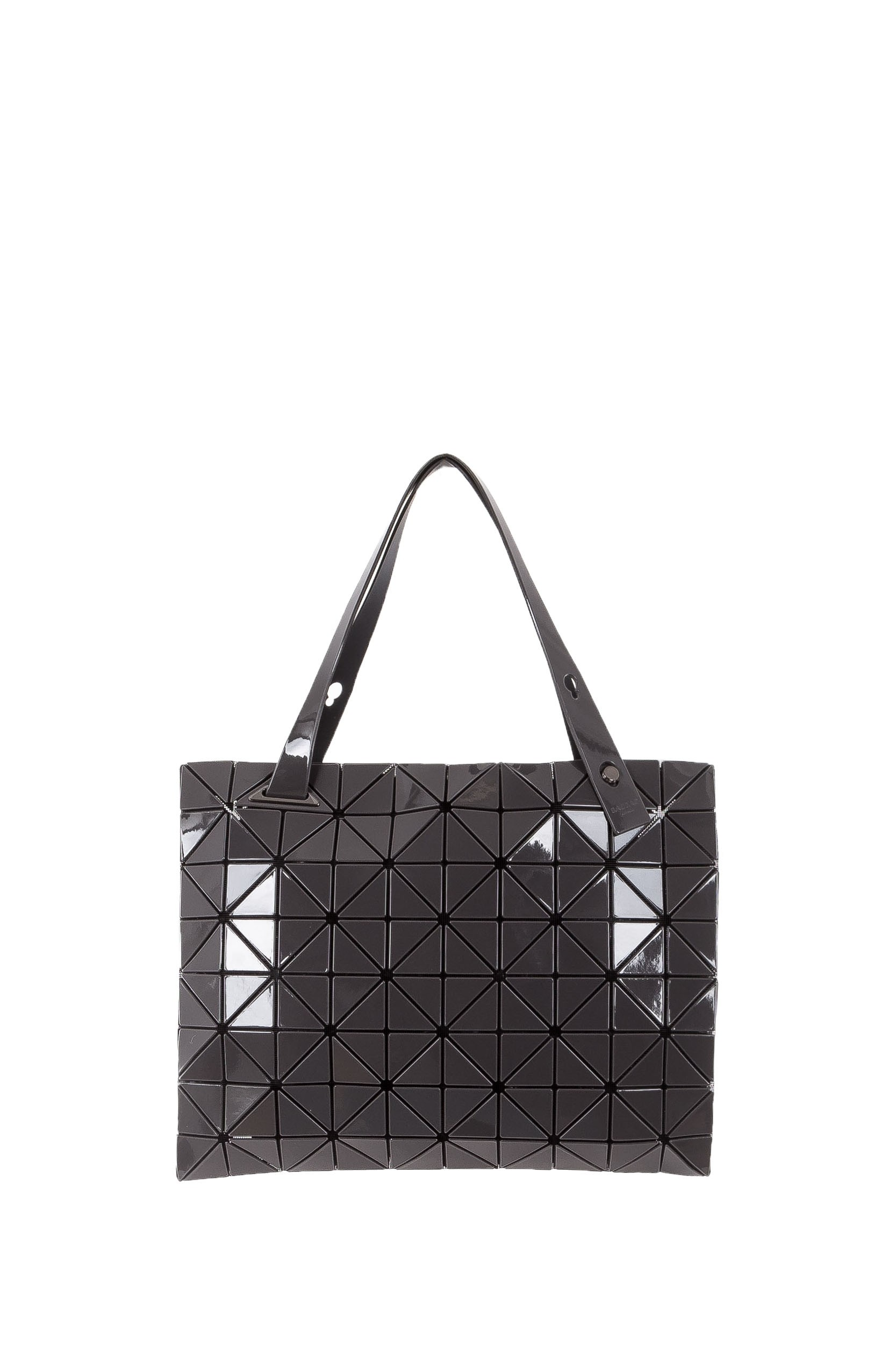 bao bao issey miyake handtasche carton t grau luxuryloft. Black Bedroom Furniture Sets. Home Design Ideas