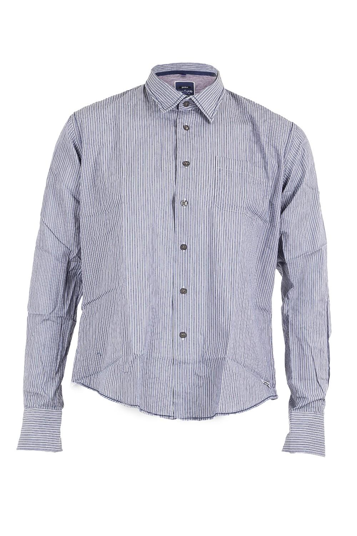 cheaper 59f5e 58a8c Gardeur Herren Hemd gestreift blau weiß