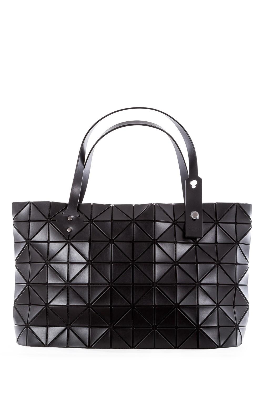 bao bao issey miyake handtasche rock matte schwarz luxuryloft. Black Bedroom Furniture Sets. Home Design Ideas