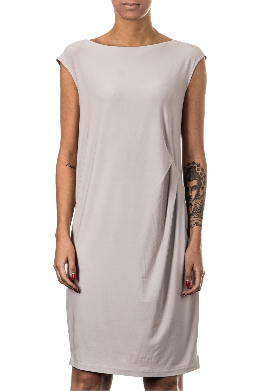 The Swiss Label Damen Kleid beige | LuxuryLoft