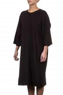 Y-3 Damen Sweat Kleid ELGNTTRK schwarz