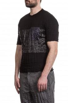 ISSEY MIYAKE Herren T-Shirt schwarz