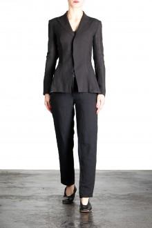 Yohji Yamamoto Damen Blazer schwarz