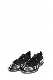 Yohji Yamamoto x Vessel Damen Sneaker schwarz