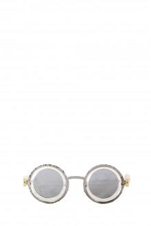 Kuboraum Sonnenbrille MASK Z3 silber