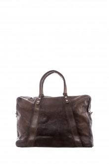 numero 10 Leder Tasche braun