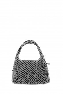 Tissa Fontaneda Shopper SIMPLE MATTER grau