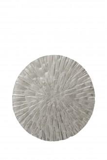 Cor Mulder Metall Schale COMPO silber