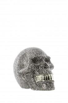 Cor Mulder Strass Skull DIAMOND klein smoke