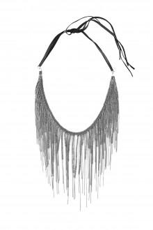 GOTI Silberkette CN012 TRICOT silber