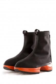 Y-3 Damen Boots TORAI PLATFORM schwarz