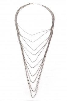 GOTI Silberkette CN1031 silber