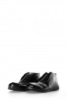 Marsèll Damen Schuhe Listello schwarz lack