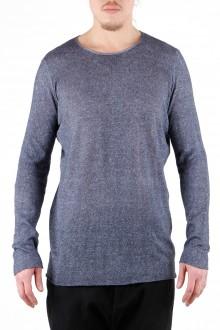 AVANT TOI Herren Kaschmir-Mix Pullover navy
