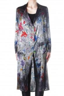 Avant Toi Damen Kimono Floral Multicolor